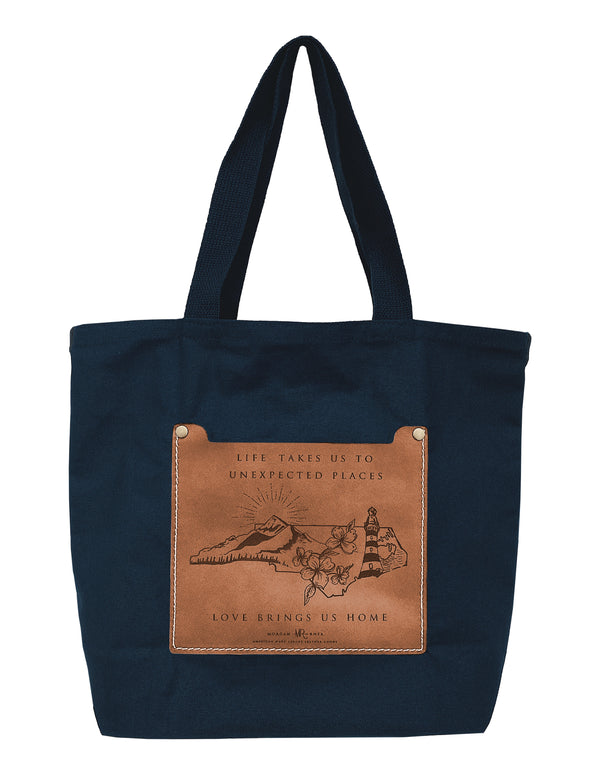 The Copper NC Artisan Series Tote