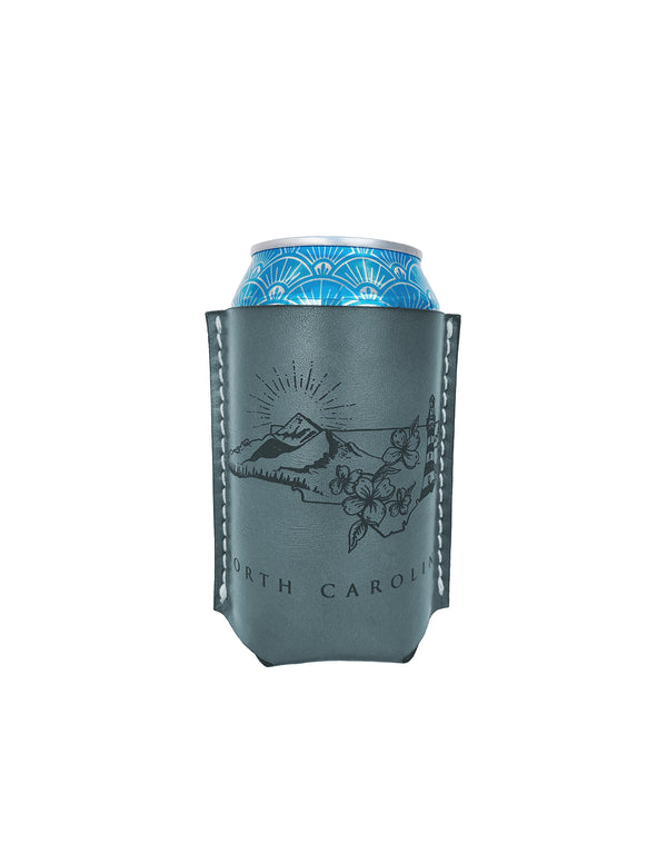 The Copper NC Artisan Series Koozie
