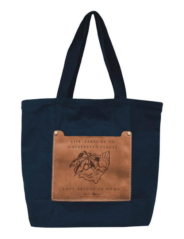 The Copper OH Artisan Series Tote