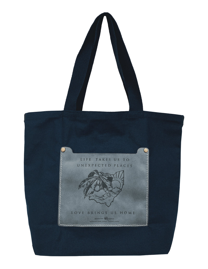The Cordovan OH Artisan Series Tote
