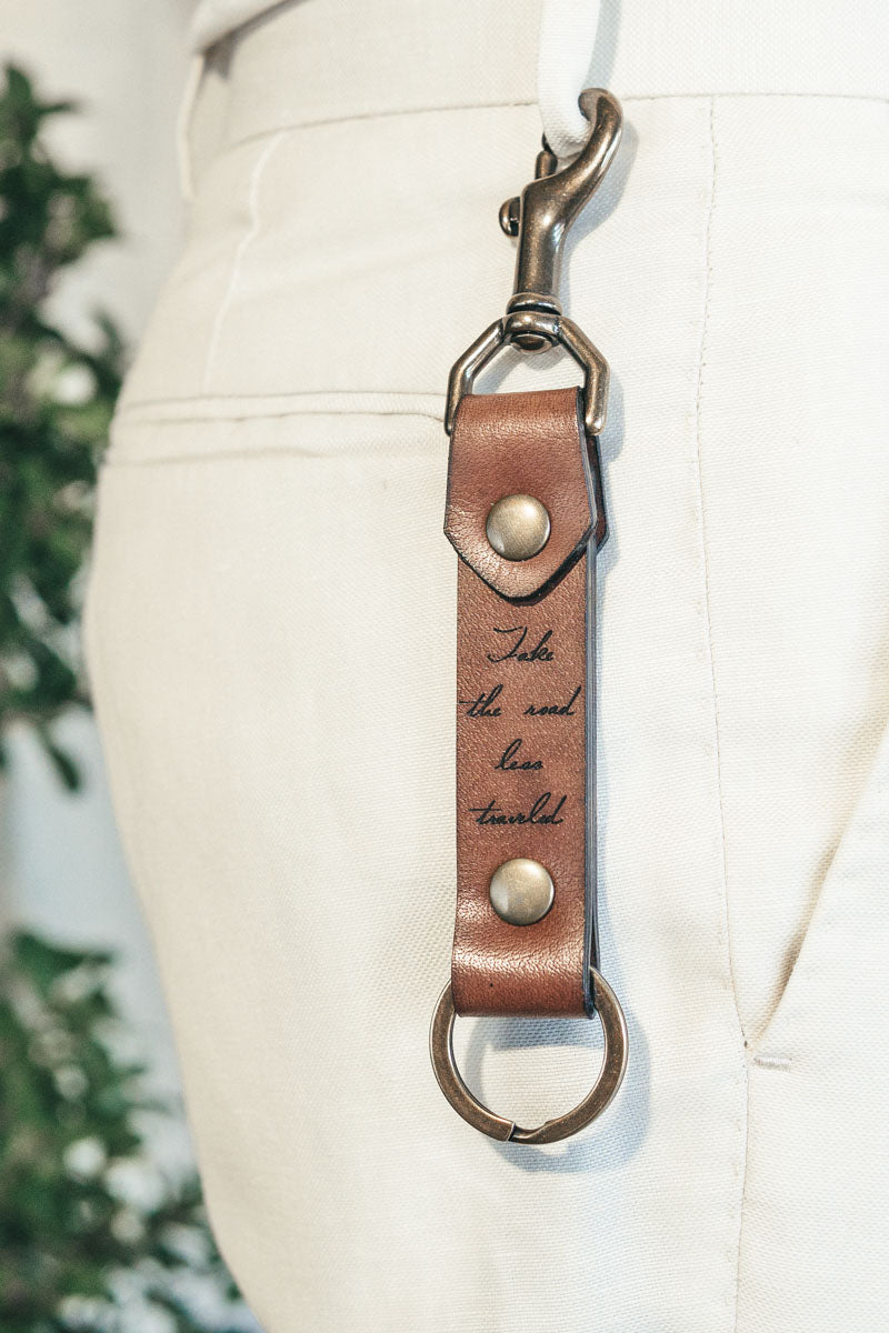 The Linden Keychain - Morgan Rhea