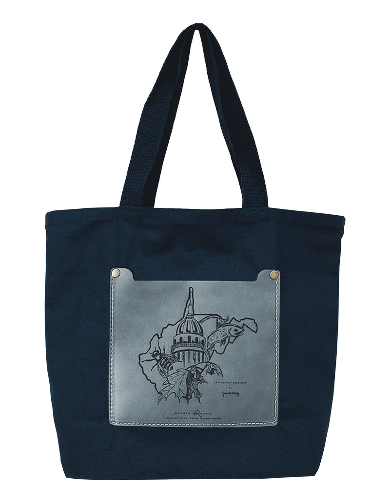 The MR Signature WV Day 2020 Artisan Series Tote