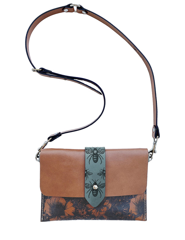 The Floral Mary Crossbody