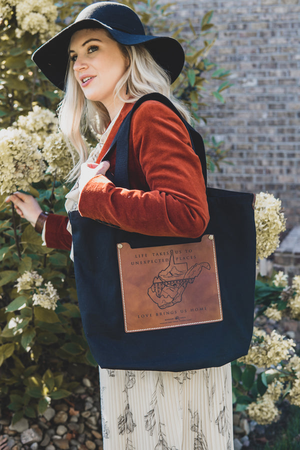 The WV Artisan Series Tote