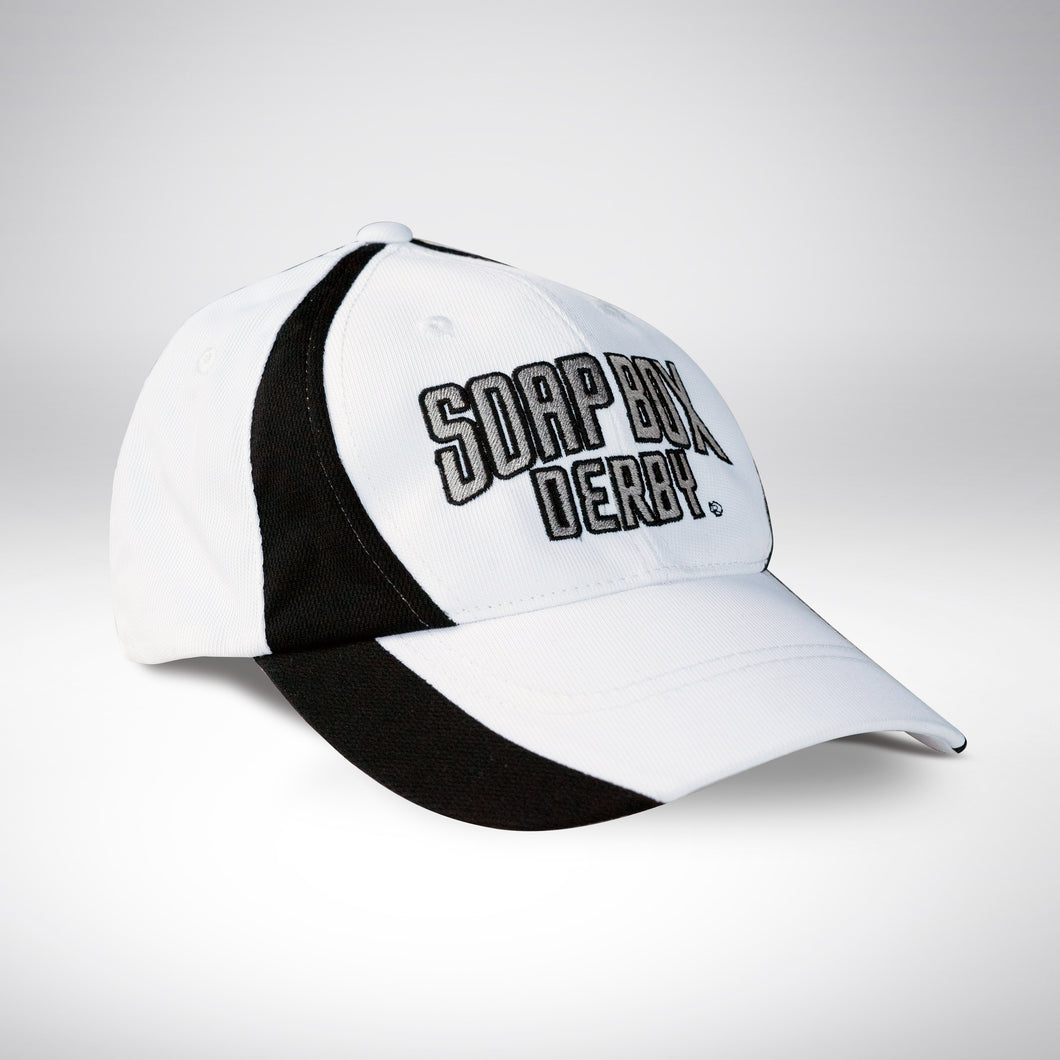 White Body Nylon Cap