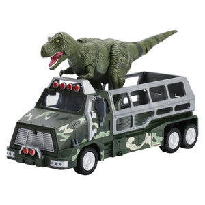 Jungle Dinosaur Truck
