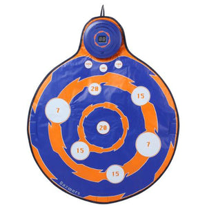 Digital Target Mat for Nerf Rival Guns
