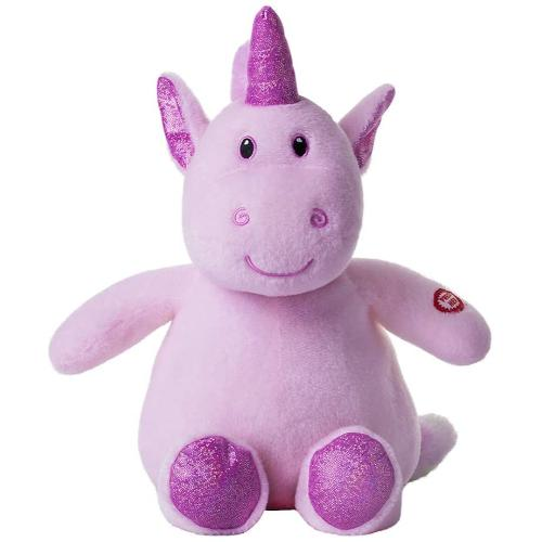 Light up LED Plush Unicorn Toy