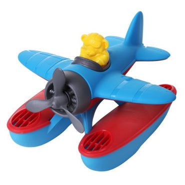 Bath Floating Seaplane Imaginative Play Toy