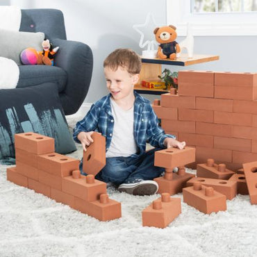 Building 25-pieces Big Foam Brick Set