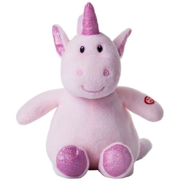 Musical And Light up LED Plush Unicorn Toy