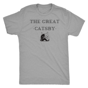 """The Great Catsby"" Graphic Tee"