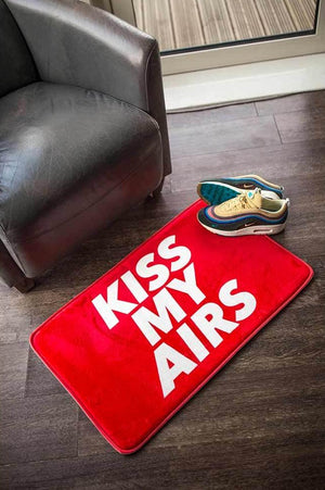 Sneaker Head Area Rug - Dope Angels