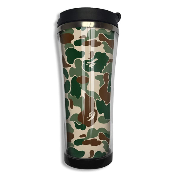 Hypebeast  Camo Thermal Mug - Dope Angels