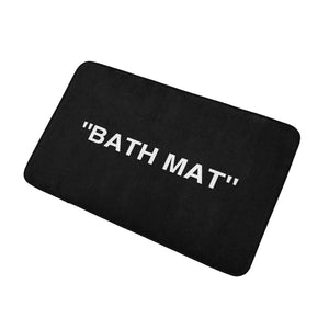 Hypebeast Bath Rug - Dope Angels