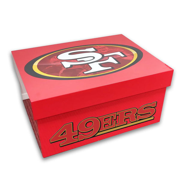 49ers Big Shoe Chest - Dope Angels