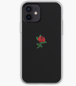 Concrete Rose iPhone Case - Dopeangels