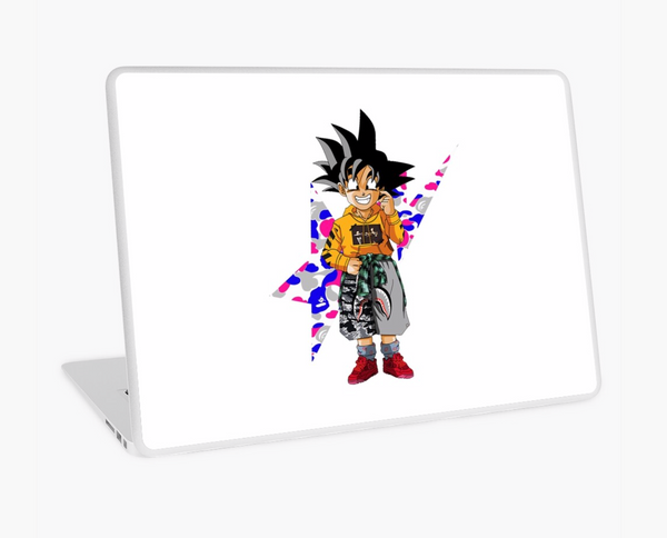 Anime Laptop Skin - Dopeangels