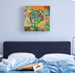Luxury Canvas Painting - Dope Angels