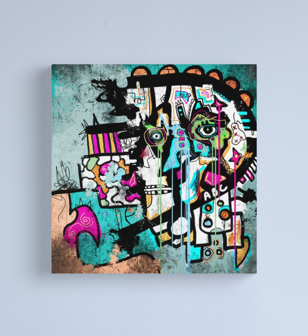 Luxury Canvas Painting - Dopeangels