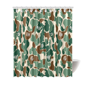 Hypebeast Shower Curtain - Dopeangels