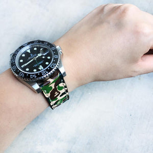 Camo Watch Band - Dope Angels