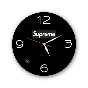 Hypebeast Wall Clock - Dope Angels