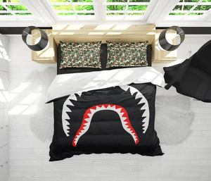 Hypebeast Bedding Set - Dopeangels