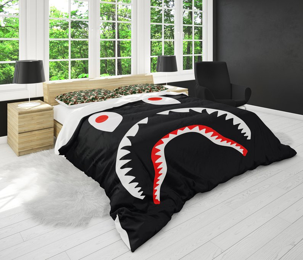 Hypebeast Bedding Set - Dope Angels