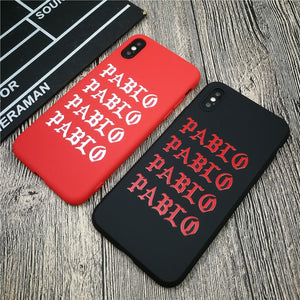 PABLO iPhone Case - Dopeangels