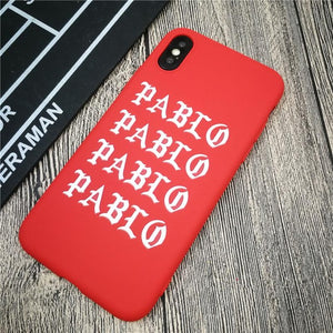 PABLO iPhone Case - Dope Angels