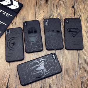 Limited Edition Marvel iPhone cases - Dope Angels