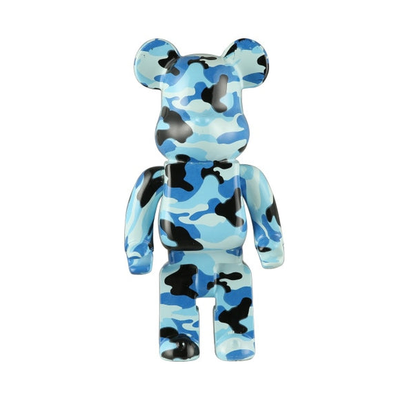 """OG"" Camo Bearbrick - Dope Angels"