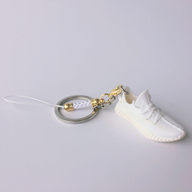 Sneakers Yeezy Boost Keychains Kanye West Keychains Yeezy Keychains