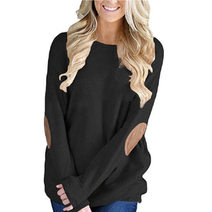 Beach Sugar Loose Long Sleeve Top