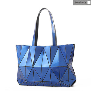 Beach Sugar Designer Geometric Tote