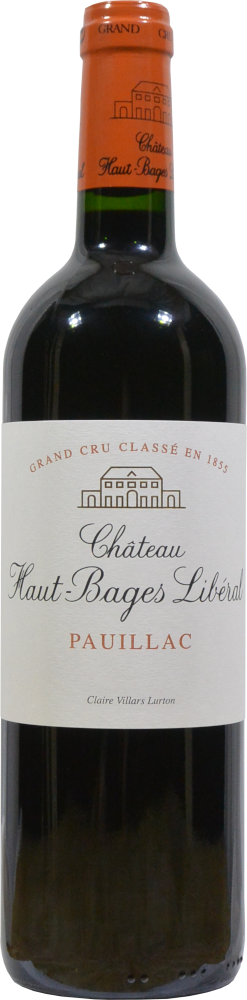Haut Bages Liberal 2010