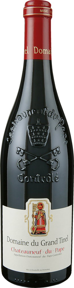 Grand Tinel Chateauneuf du Pape 2004