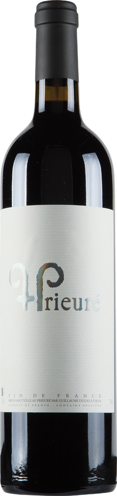 Prieure rouge 2011
