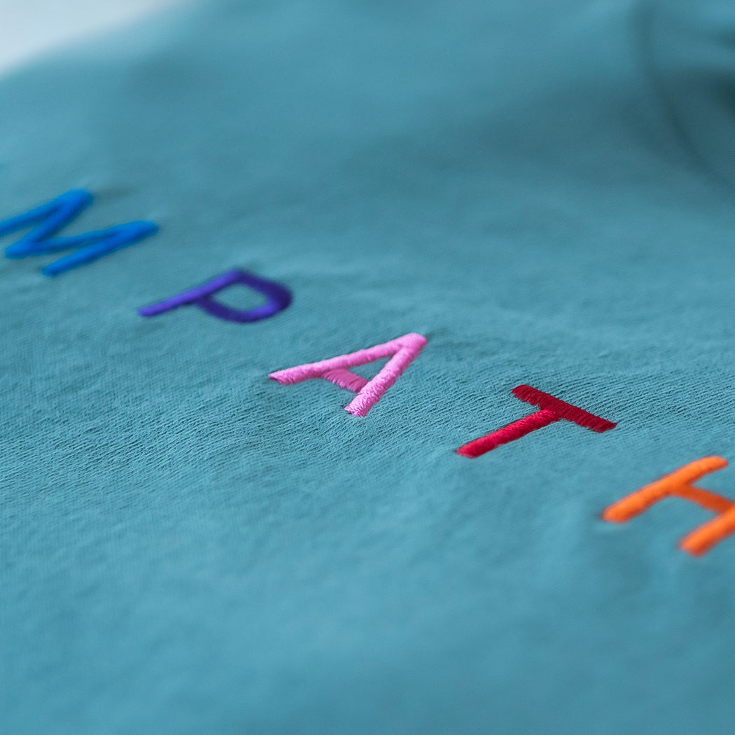 Empathy Colors Longsleeve (Aqua)