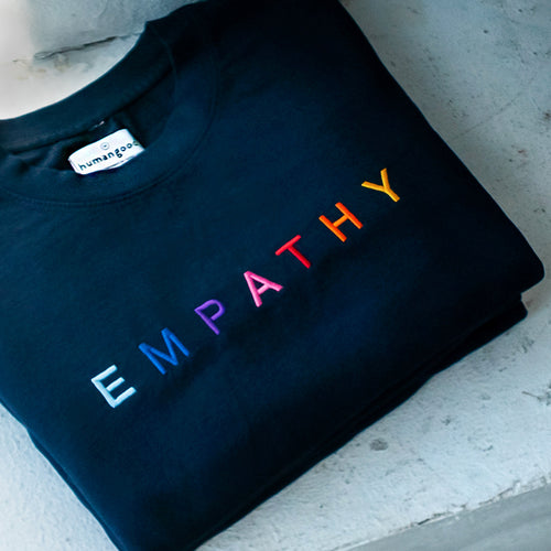 Empathy Colors Longsleeve (Navy)