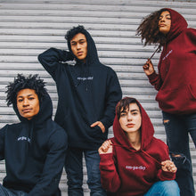 Load image into Gallery viewer, Empathy Hoodie - Burgundy
