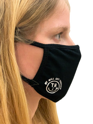 """We Will Get Through This"" Face Mask: New Quality"