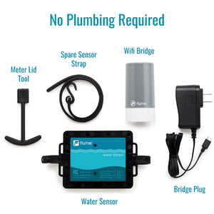 Flume Smart Water Monitor is $74.50 after SNWA rebate