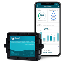 Flume Smart Home Water Monitor