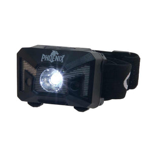 HEAD LAMP RECHARGEABLE 3W LED (E-HLR3W)