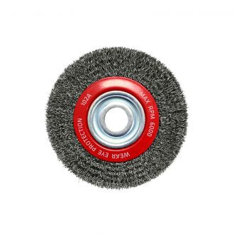 WIRE WHEEL 150 x 13.0 x MULTI BORE (M-00310421352)