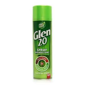 Glen 20 Aerosol, Country, 175gm x 12 (M-0357057)