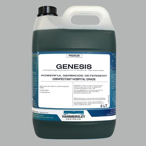 HAMMERSLEY GOOD OIL LUBRICANT 5L (M-H1028)