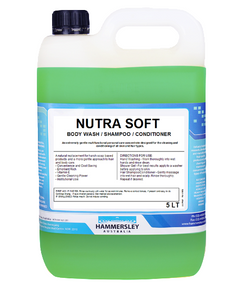 HAND SOAP NUTRA SOFT 5L (M-301-0005-38)